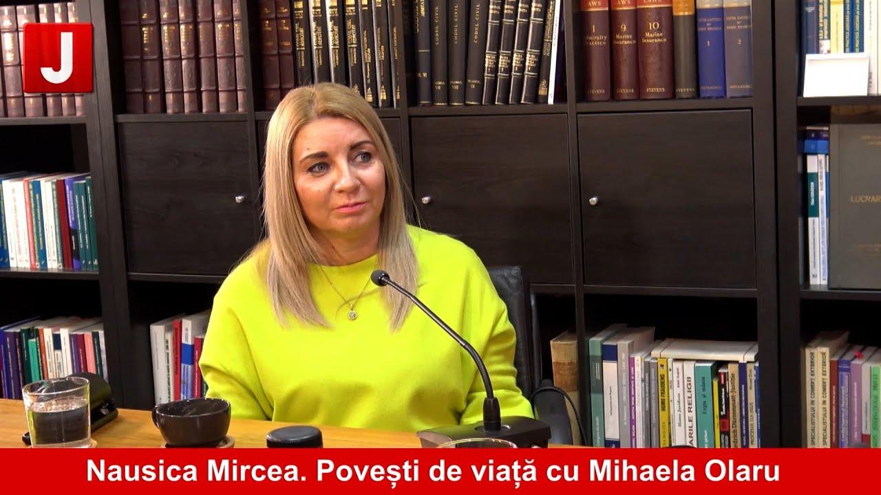 Visul unei creatoare de modă – Nausica Mircea | Povești de viață cu Mihaela Olaru