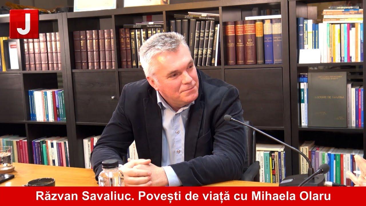 Lumea justiției văzută prin ochii unui jurnalist. Răzvan Savaliuc | Povești de viață cu Mihaela Olaru