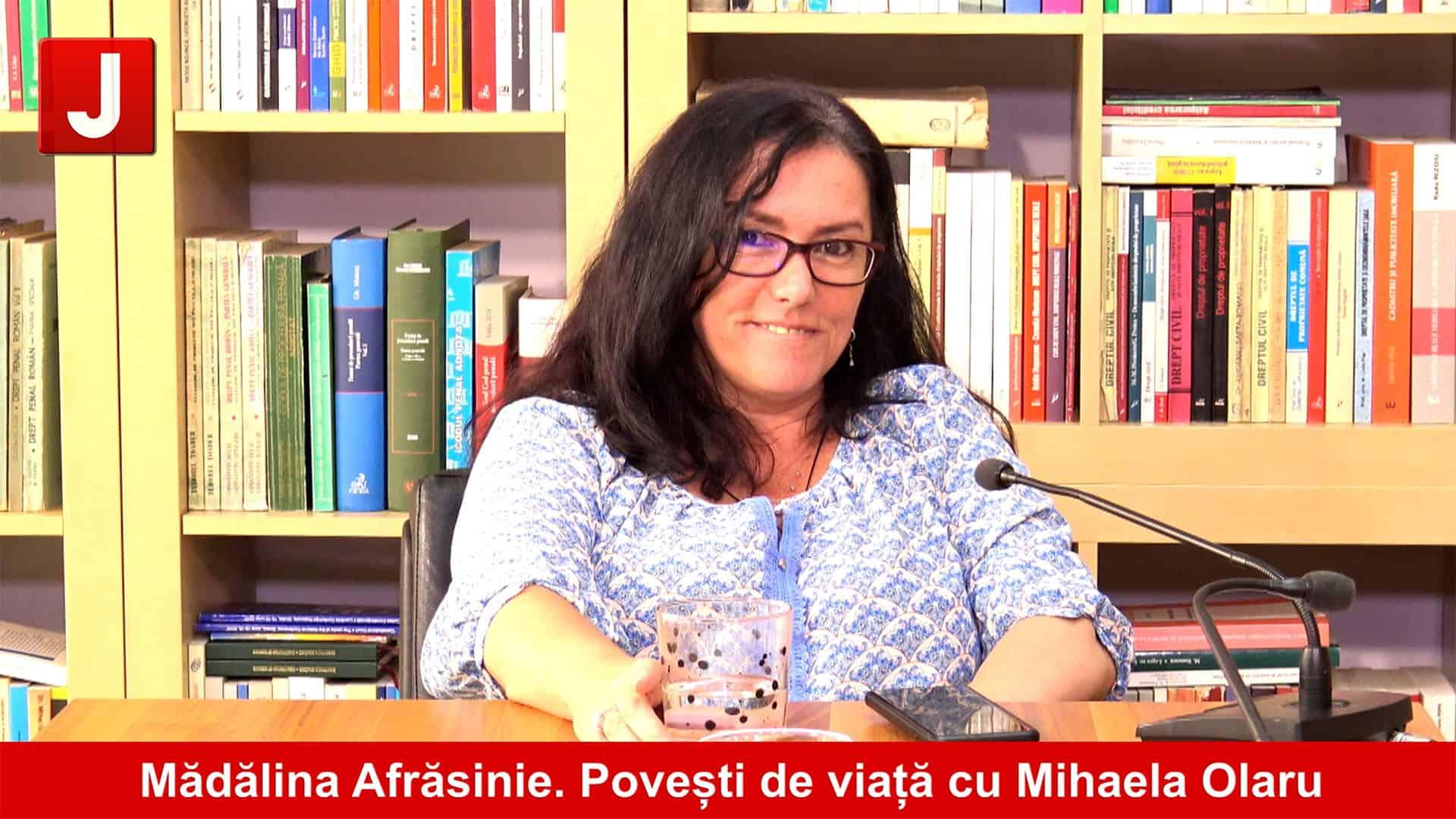 Lecții de viață, cu judecător, Mădălina Afrăsinie | Povești de viață cu Mihaela Olaru