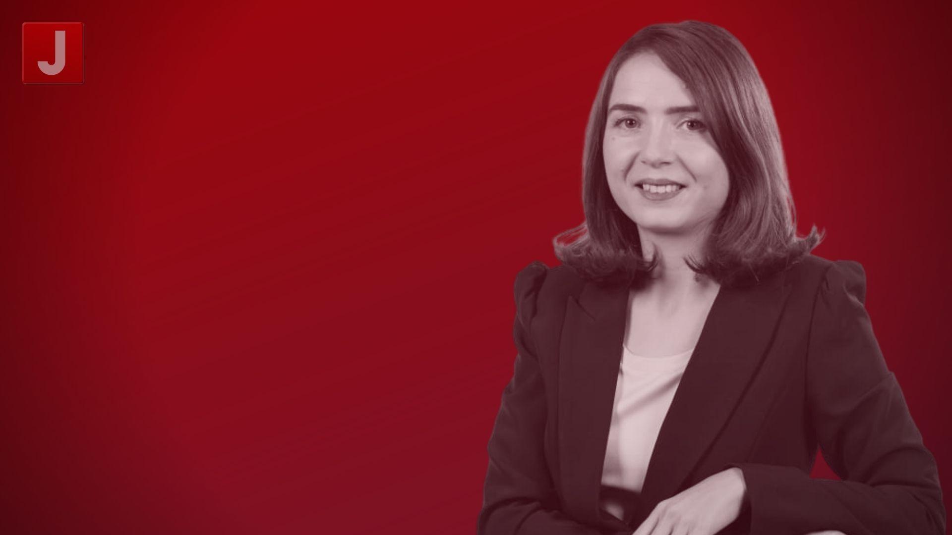 Ancuța Blanariu: Comentarea spețelor juridice interesante pe Internet este o formă de exprimare ca judecător